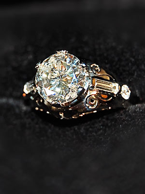 How to take good pictures of jewelry at home.